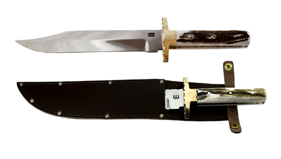 Hunting knives Bowie knives and sheath knives made in Sheffield